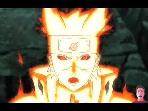 Naruto Shippuden Episode 372 Review- Minato Kyuubi Mode ...