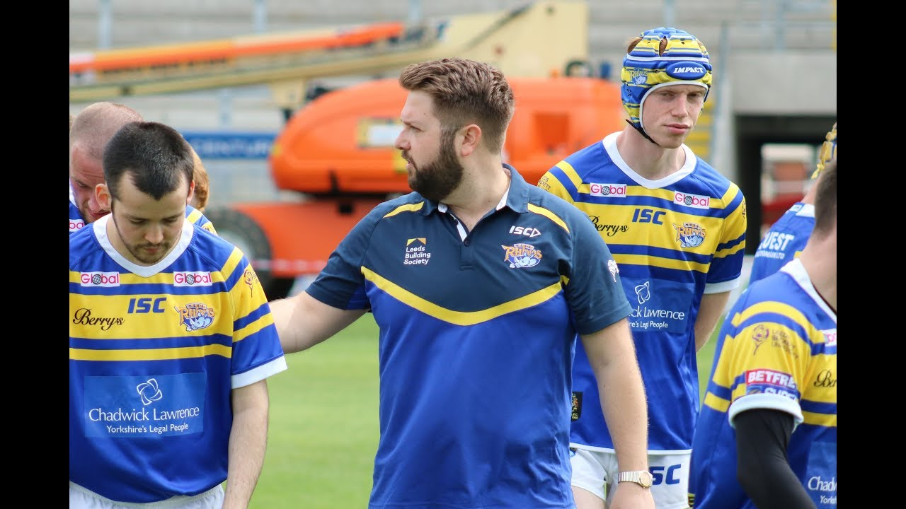 5632a18d0c0 Chris Godfrey reacts to loss against Warrington Wolves Foundation PDRL