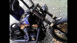 "Harley Street Bob Custom ""Nothing Special"""