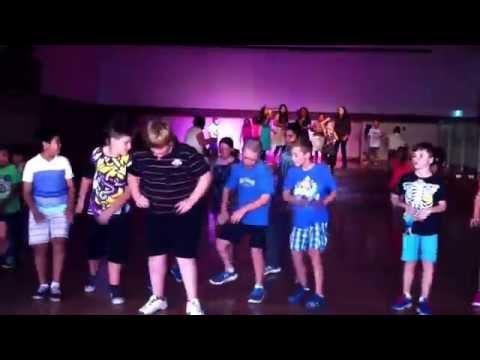 Minto school dance