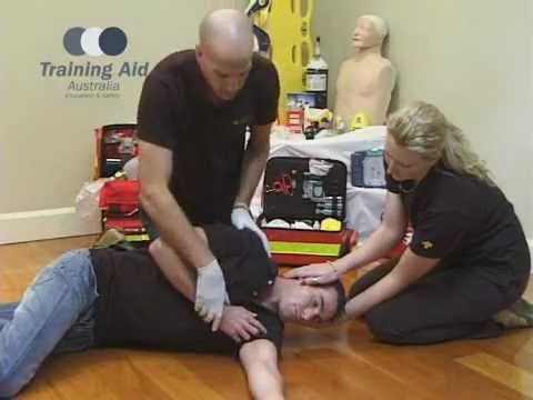 CPR - Recovery Position
