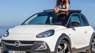 New 2015 Opel ADAM Rocks Test Drive