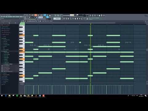 KYGO - Stranger Things ft. OneRepublic FL Studio Remake  Free FLP