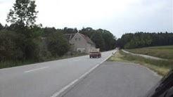Real Kübelwagen in Germany, 2013 (near Bautzen)