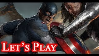 Captain America: The Winter Soldier Gameplay (IOS/Android)