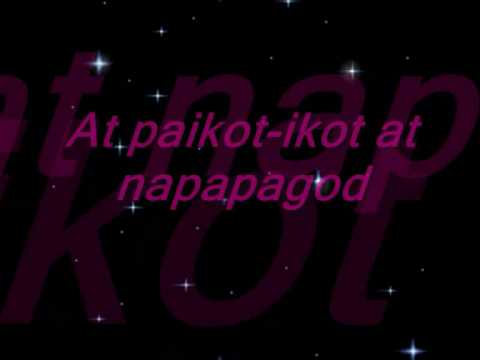 Bakit song  AEGIS BAND with Lyrics