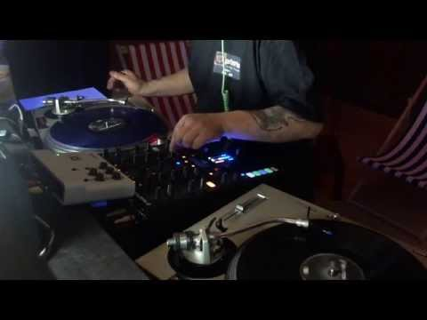 DJ OX SIX webcam testmix 13 02 2014
