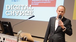 """Digital Change"" -  Mag. Alexander Soukup - Keynote"
