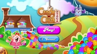 Candy Crush Saga iPhone Gameplay
