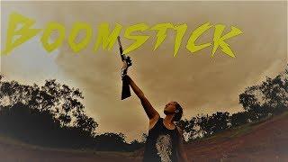 Boomstick: Punsand Bay, QLD Australia