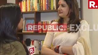 Priyanka Chaturvedi Speaks To Republic TV After Quitting Congress Party #PriyankaDumpsCon ...