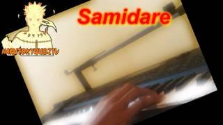 Naruto shippuden: Samidare piano cover