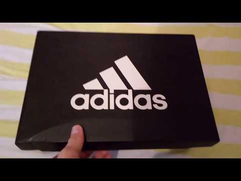 cadd6e1fa Adidas Cloudfoam Duramo 8 M Running Shoe Unboxing