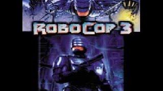 ROBOCOP 3 SEGA полное прохождение