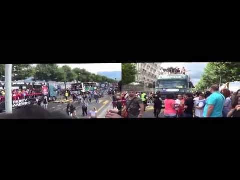 LAKE PARADE ● Genève, 12 juillet   2014