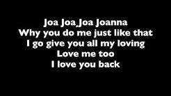 Afro B - Drogba (Joanna) lyrics
