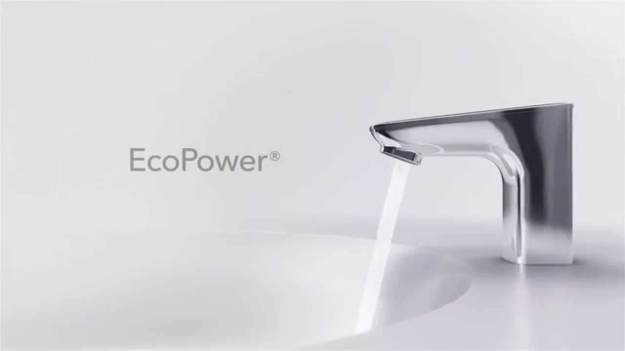 TOTO EcoPower® Technology - YouTube