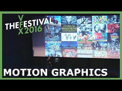 JM Blay - Motion Graphics Ways - VFX Festival 2016 Talk