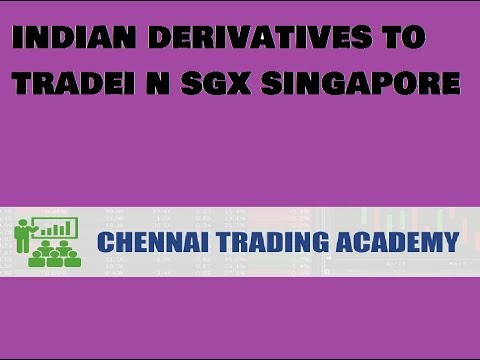 SGX to list Indian Derivatives