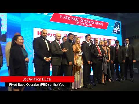 Jet Aviation wins Fixed Base Operator FBO of the Year 2019 at the Aviation Business Awards