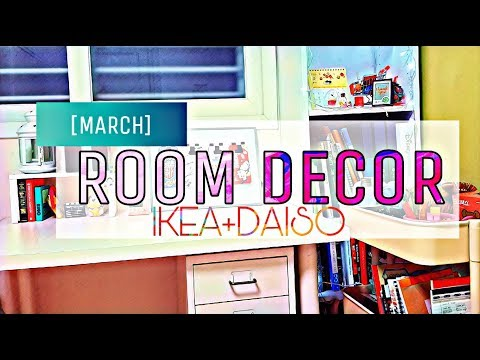 Creating a study environment (room decor)