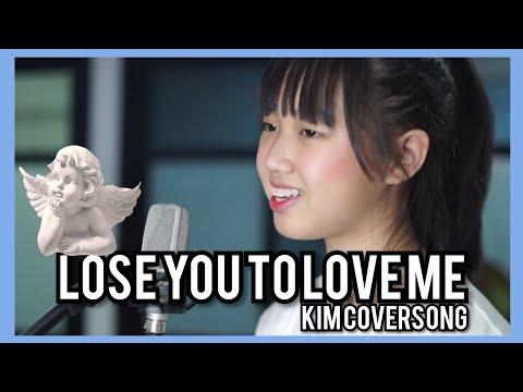 Selena Gomez - Lose You To Love Me (KIM! Cover)