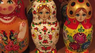 Taste of Russia Episode 6 - Matryoshka Dolls