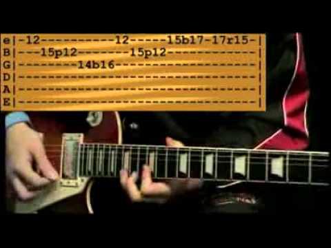 Belajar Melody Sweet Child O' Mine Guns N Roses   Lesson part 4