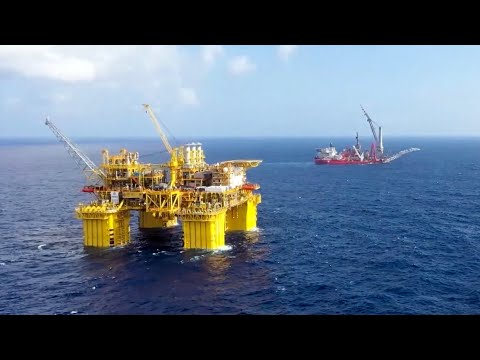 China's 1st self-operated deepwater gas field goes into full operation
