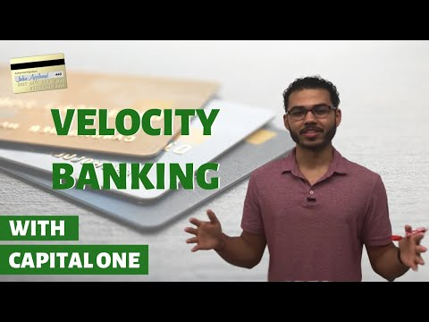 Velocity Banking With Capital One