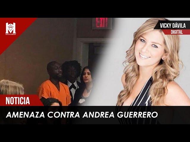 Andrea Guerrero Amenazada Por Criticar a Armero