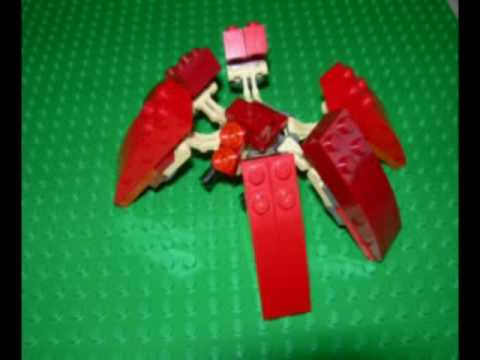 Lego Star Wars Crab Droid Instructions Youtube