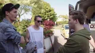 Killerpilze Rock am Ring 2013 Dokumentation Teil 1 - Folge 6  - Weg zum Album 2014 / KILLERPILZE TV