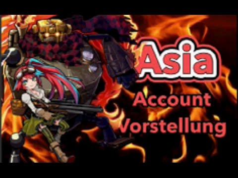 ASIA Account Vorstellung - HD (Ohne Finger im Bild)