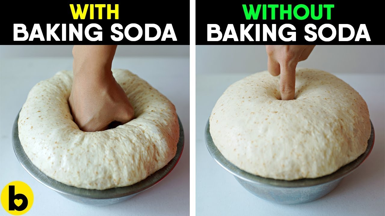 4 Alternatives To Baking Soda For Cooking - YouTube