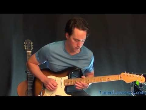 David Gilmour Lead Guitar Tone Tutorial -...