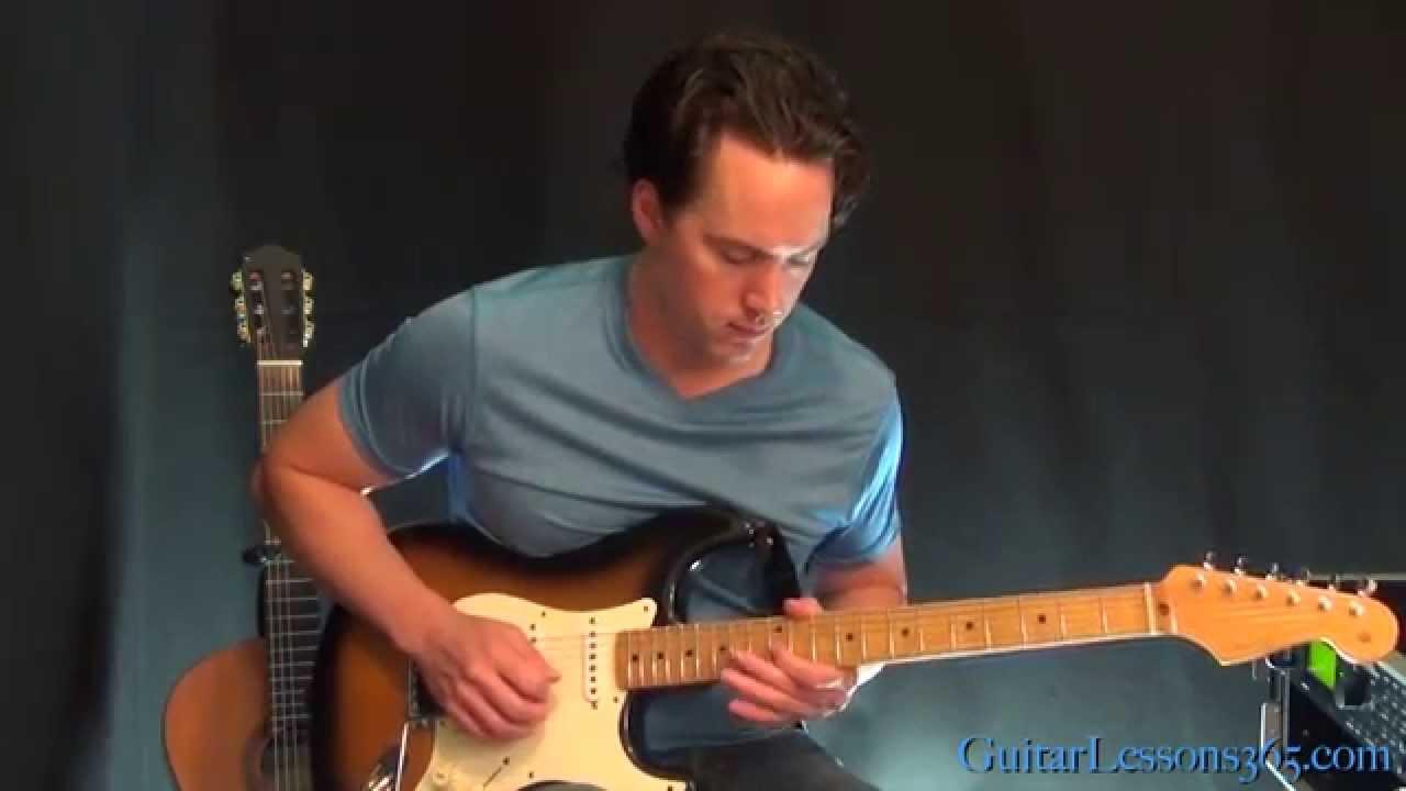 david gilmour lead guitar tone tutorial time pink floyd youtube. Black Bedroom Furniture Sets. Home Design Ideas