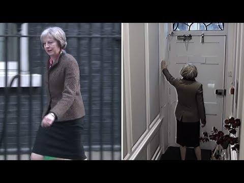 Cette pub anglaise détourne Theresa May durant le Brexit
