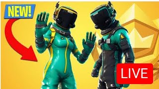 New skins! Fortnite battle royal solo dolo(iOS) tryna get my gamer life together dont judge me