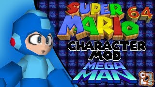 [RELEASE] Super MegaMan 64 (Character Import/Game Change)