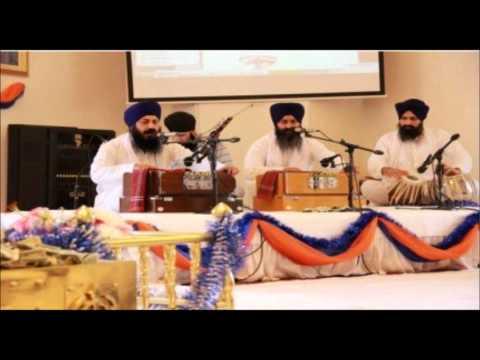 Bhai Makhanjit Singh Ji - April 28 2013 - Sikh Society of Florida