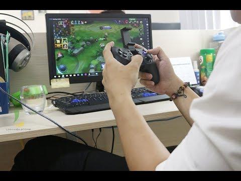 Hướng dẫn cách dùng tay cầm chơi game mobile giả lập trên PC – Áp dụng cho mọi loại game