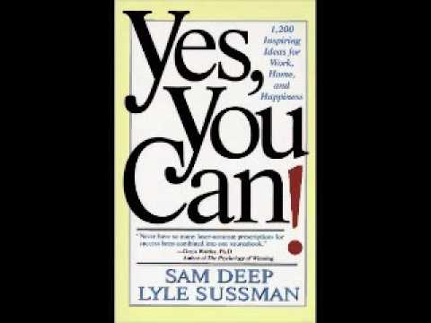 Yes You Can Audiobook