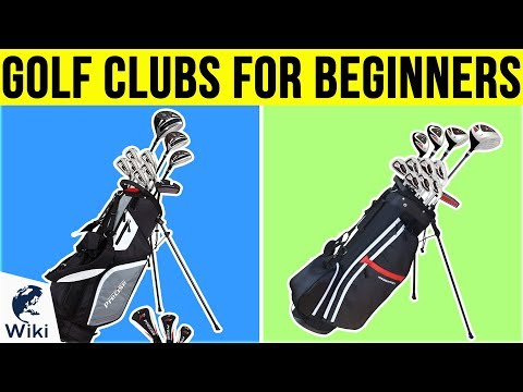 10 Best Golf Clubs For Beginners 2019