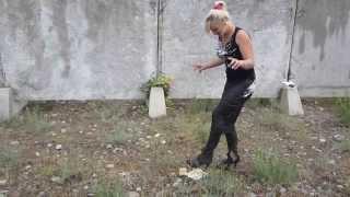 Natalia - Stiefel, Blumen, Kuchen, Crush... (Boots, Flowers, Cream And Crush...) #022