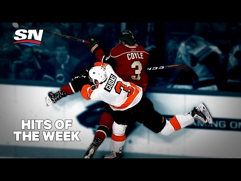 Hits of the Week: A little old time hockey