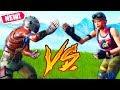 ROCK PAPER SCISSORS SHOOT! in Fortnite PLAYGROUND V2 MODE! - Fortnite Battle Royale