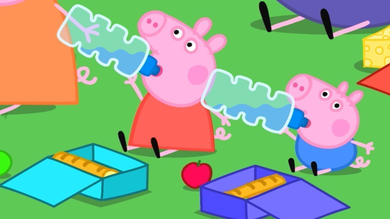 Peppa Pig Full Episodes | Playtime with Peppa! | Cartoons for Children