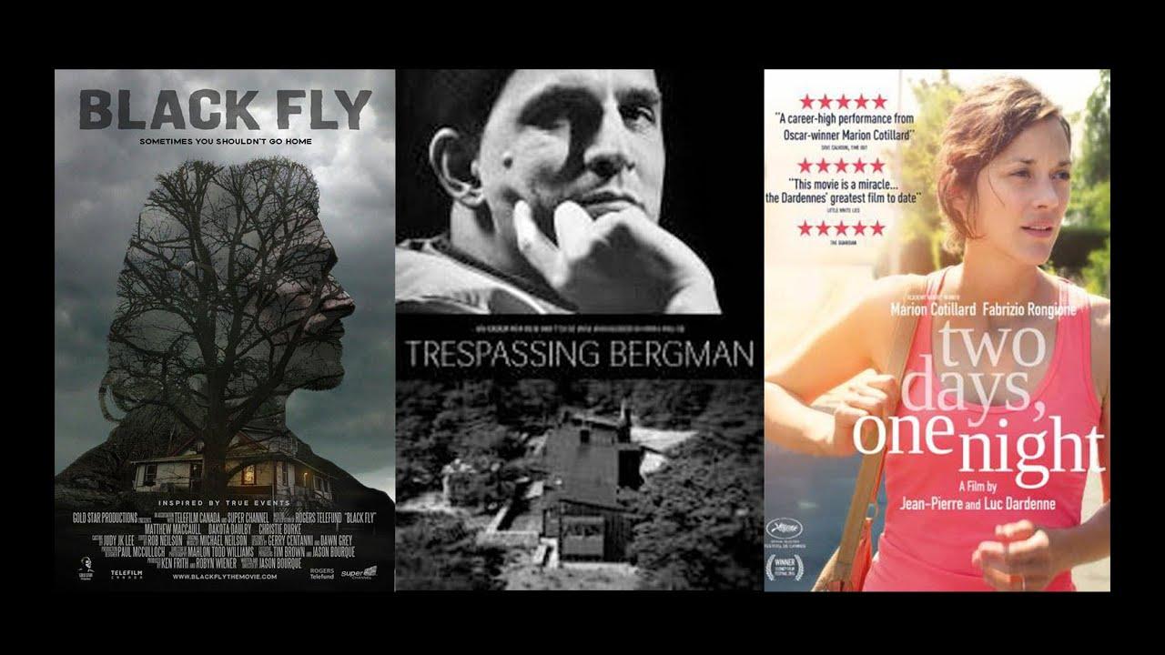 Quickie: Black Fly, Trespassing Bergman, Two Days, One Night (VIFF 2014: Part 2)