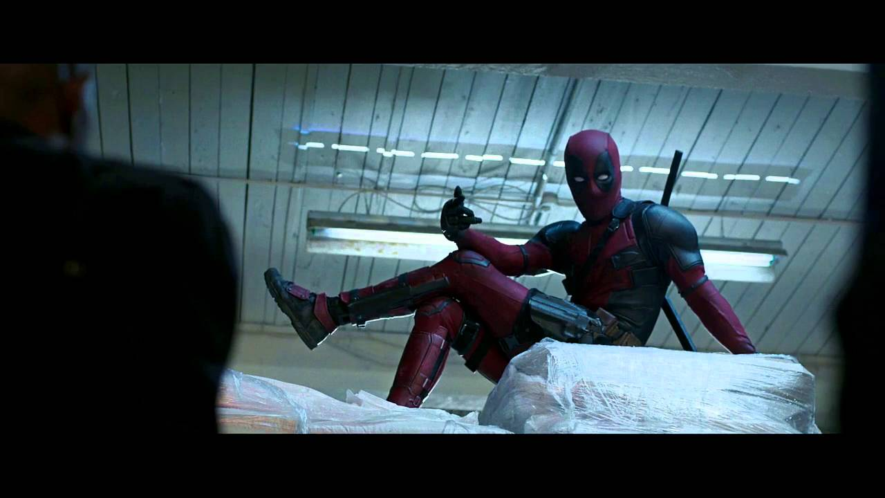 Deadpool 2016 - Funny scenes where is Francis 1080p HD - YouTube
